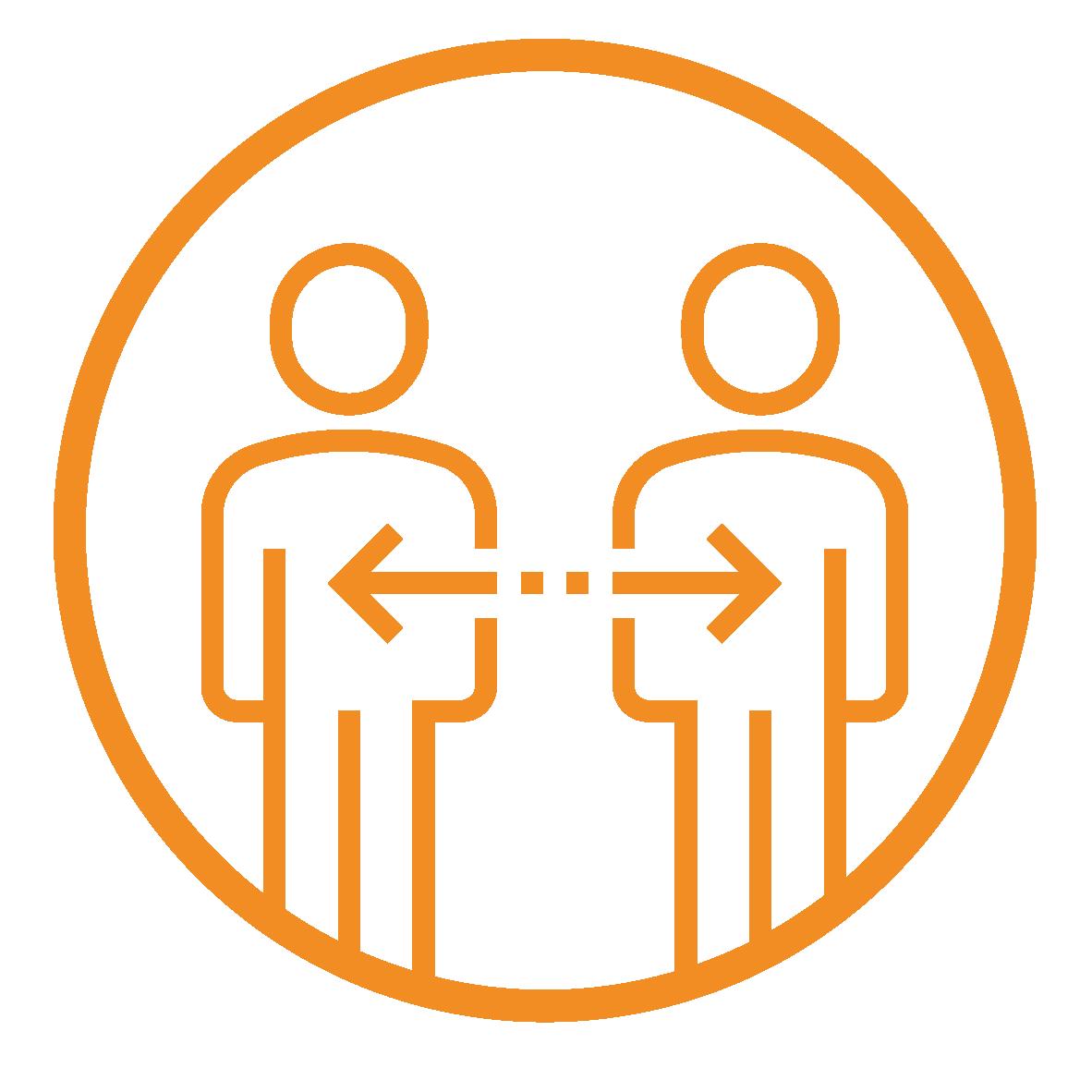 Guidance Orange Icon