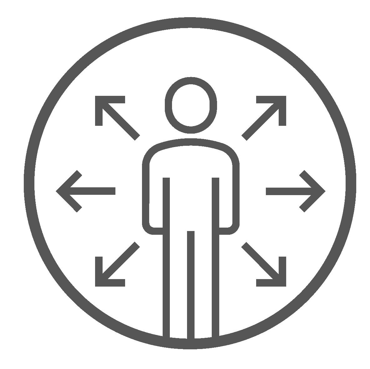 Innovation grey icon