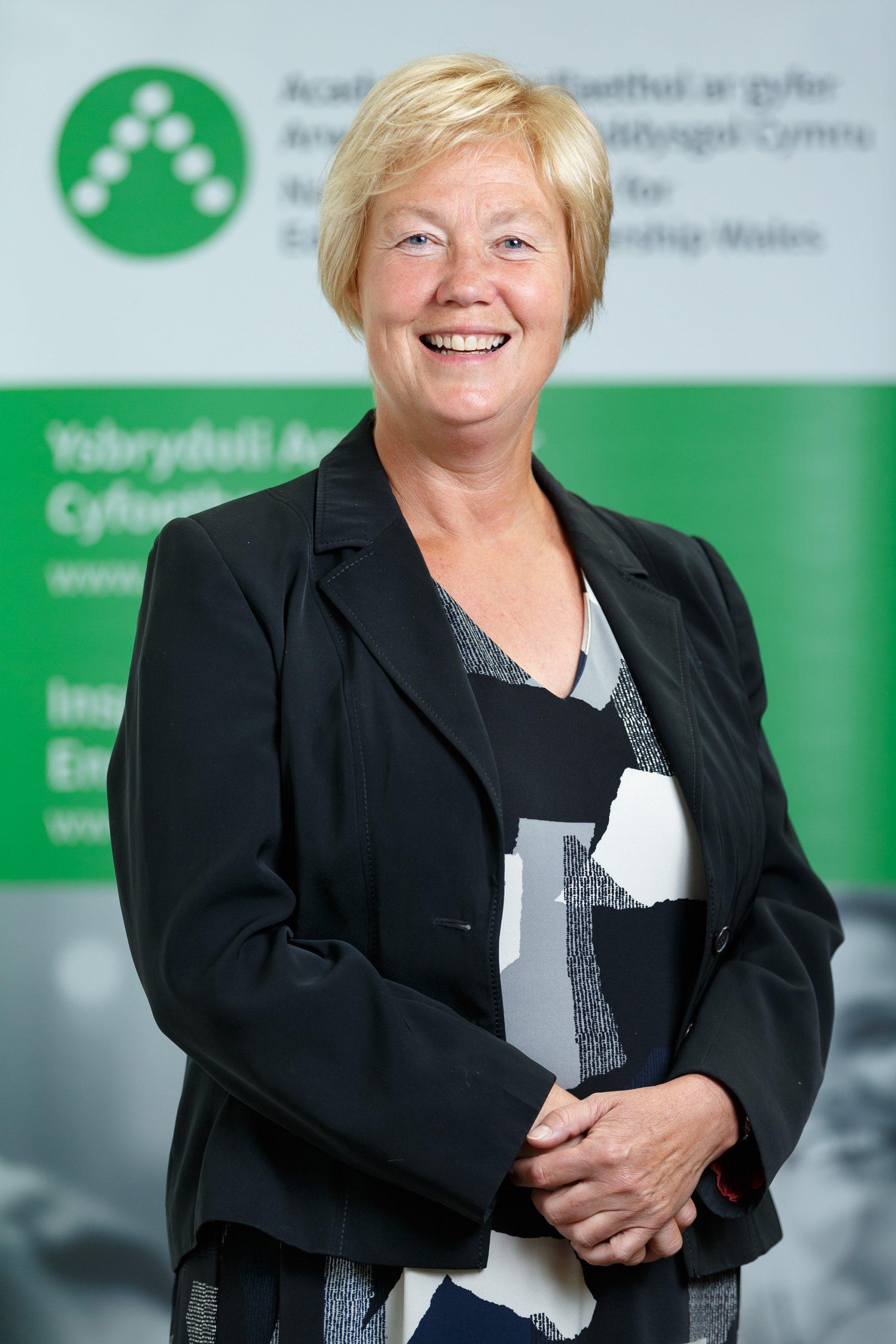 Janet Waldron MBE