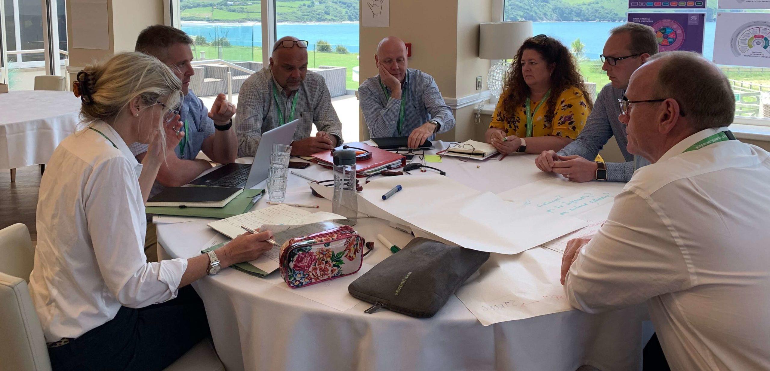 Teamwork - Quality Assurance Team Photo