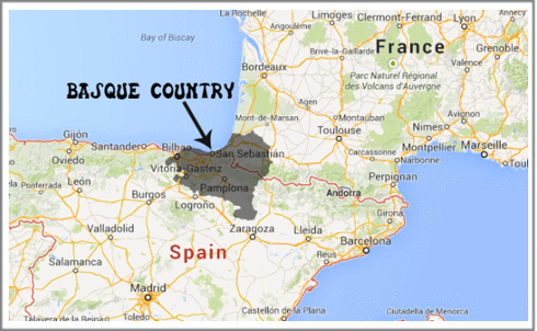 Why the Basque country?